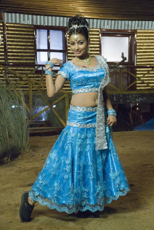 Hot Tamil Actresses Hot Tamil Actress Richa Sinha Blouse -9322