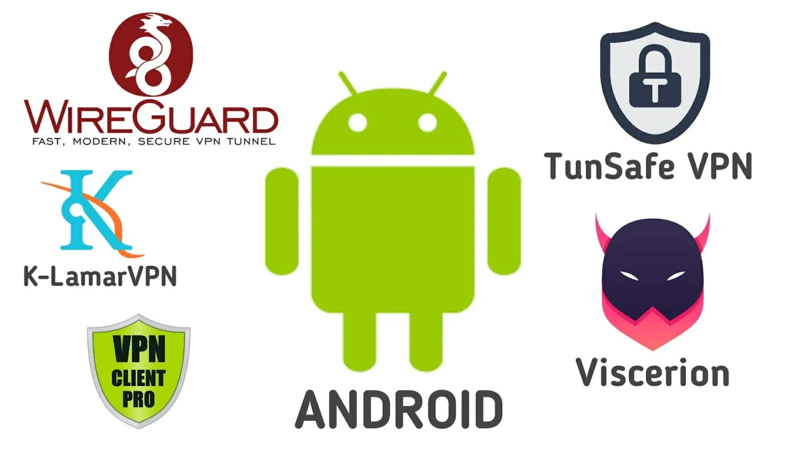 5 Aplikasi WireGuard yang Wajib Kamu Coba di Ponsel Android