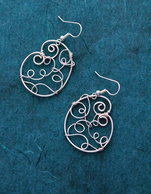 Book Review and Giveaway : Freeform Wire Art Jewelry - The Beading ...