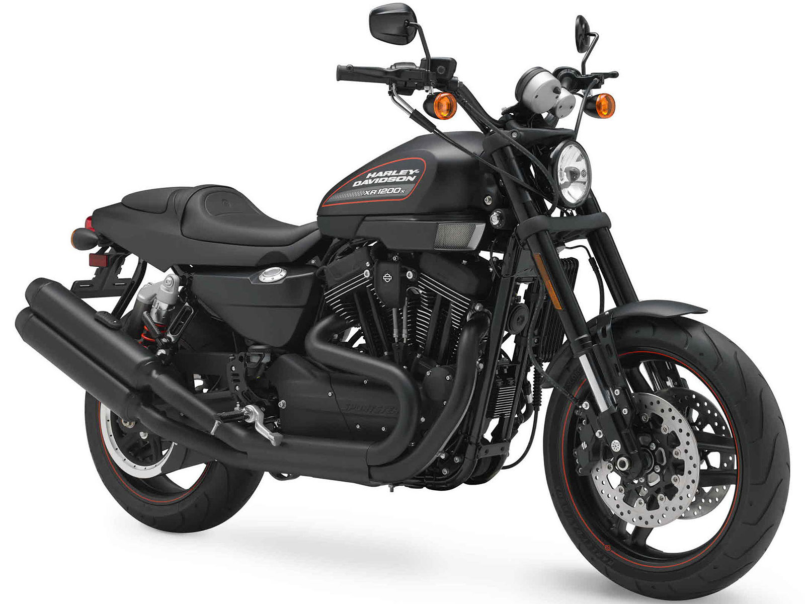 Harley Davidson 2012: 2012 Harley-Davidson XR1200X Pictures, Review, Specifications