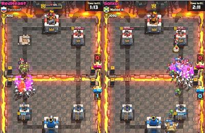 Tps Agar Selalu Memenangkan Battle Clash Royale