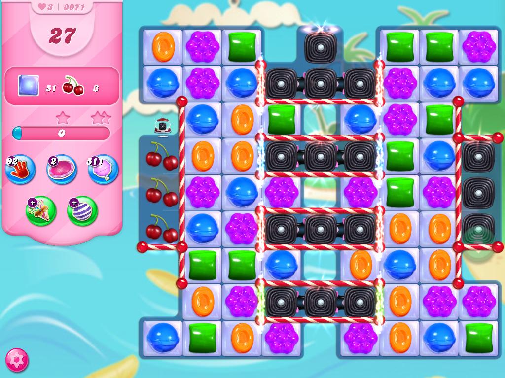 Candy Crush Saga level 3971