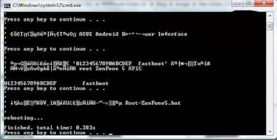 Cara root asus zenfone 5 dan zenfone 6 android kitkat 4.4.2