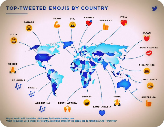 World Emoji Day atau Hari Emoji Sedunia, Sejarah dan Perkembangannya