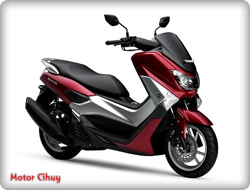 Harga Yamaha NMAX Terbaru November 2015 di Tasikmalaya