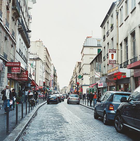 Paris: Paris City Streets