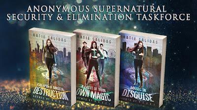 Best New Urban Fantasy Thriller Book Series