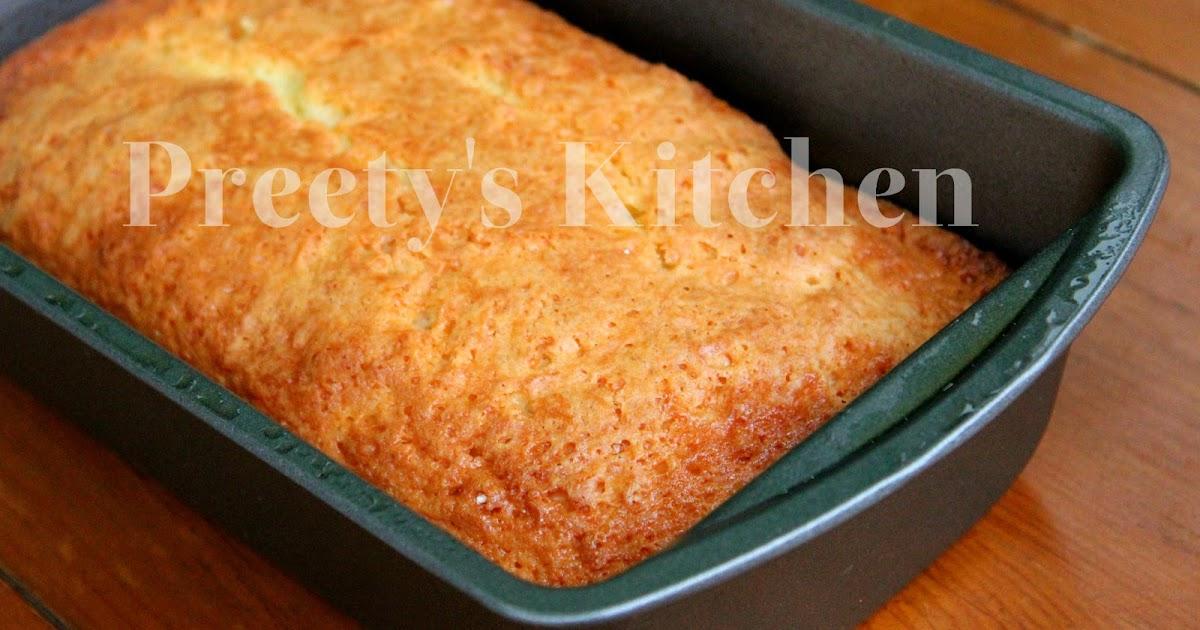 Raw Vegan Lemon Pound Cake