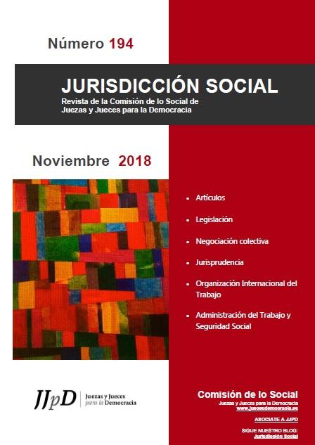 http://www.juecesdemocracia.es/2018/12/03/revista-jurisdiccion-social-194-noviembre-2018/