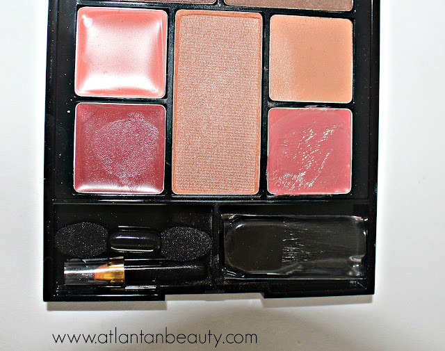 Revlon's Eyes, Cheeks, and Lips Palette in Romantic Nudes
