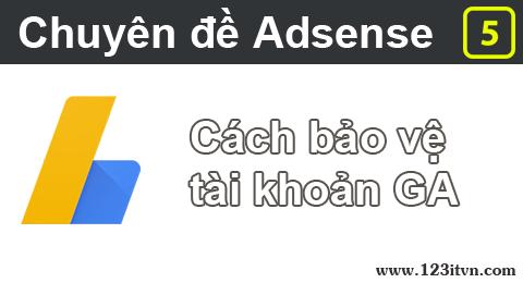 Cách kiếm tiền online với Google Adsense (Phần 5)