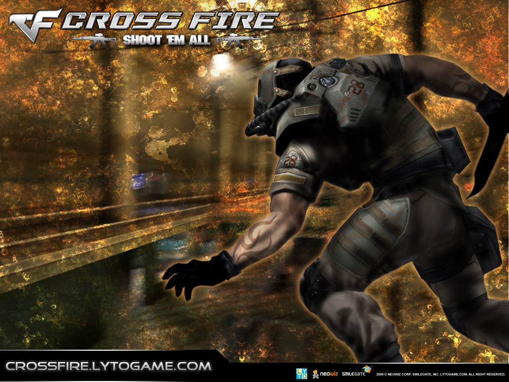 wallpaper crossfire collection 2011 - photo #29