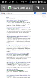 Heboh!! Blog Juragan Cipir Menghilang Dari Serp Pencarian Google