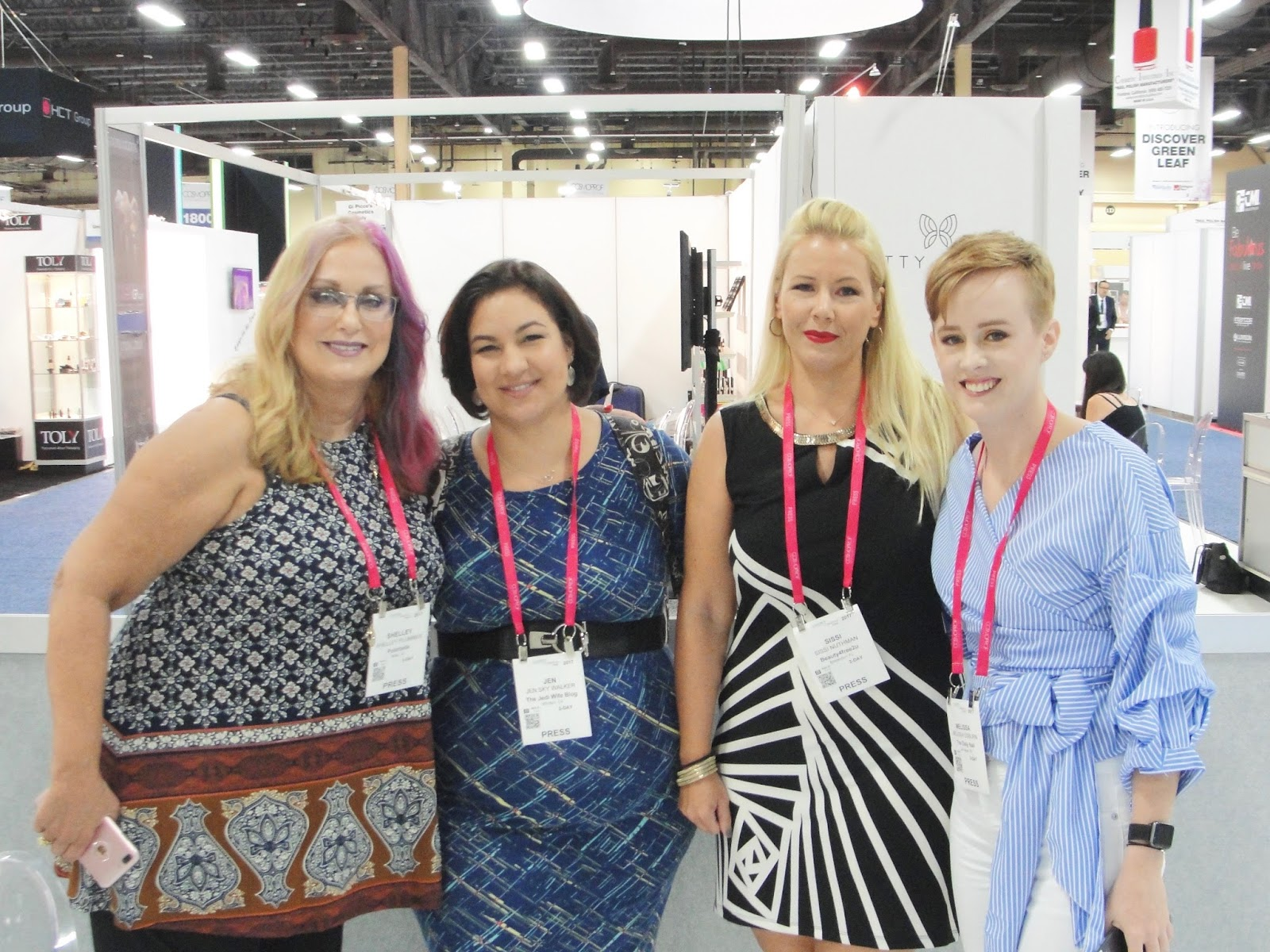 Cosmoprof 2017 In Las Vegas Best Booths Part 1