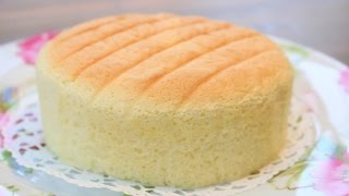 How It's Made Soft Butter Sponge Cake Recipe | Cooked Dough Method