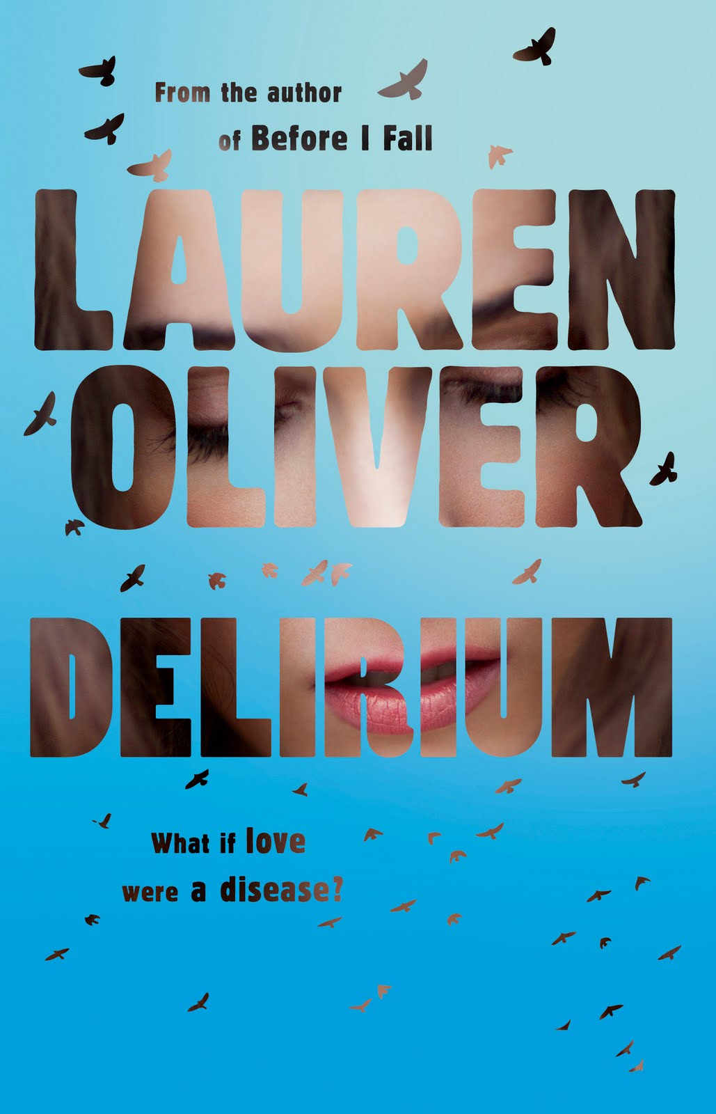The Book Parade: BOOK REVIEW: Delirium by Lauren Oliver