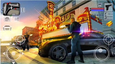 Chicago City Police Story 3D MOD APK-Chicago City Police Story 3D APK-Game Laga