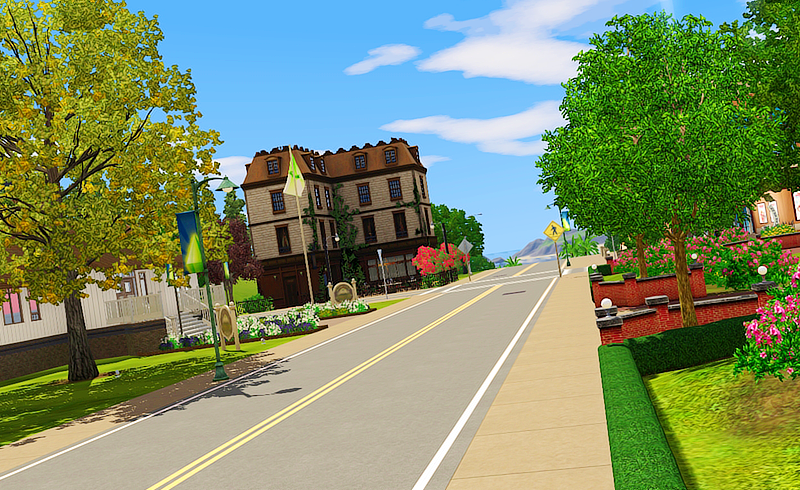My Sims 3 Blog: Sunset Valley Redux by Simsxolove