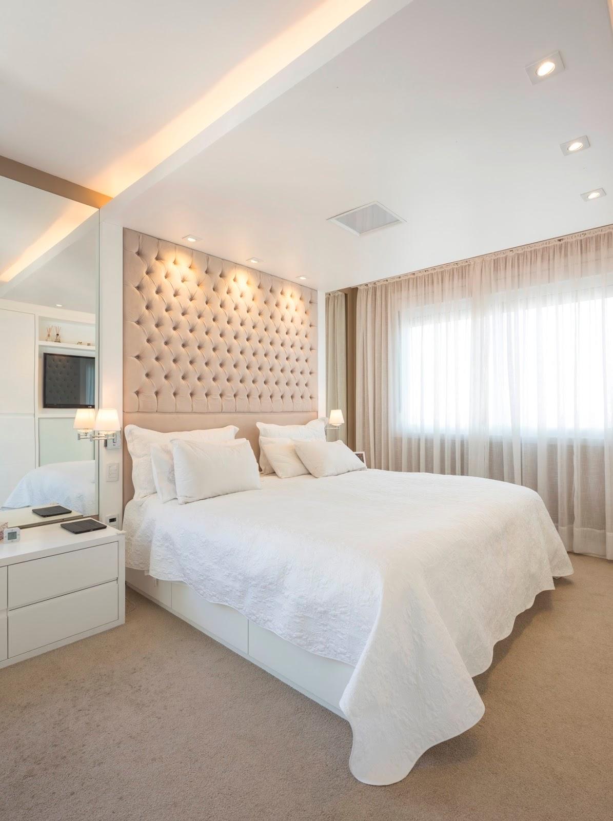 Construindo Minha Casa Clean 6 Quartos de Casal Modernos  ~ Quarto Casal Tour