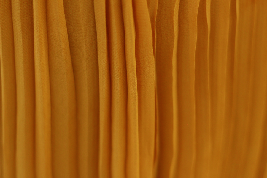 pleated skirt, pleats, mustard yellow, summer, outfit, summer outfit