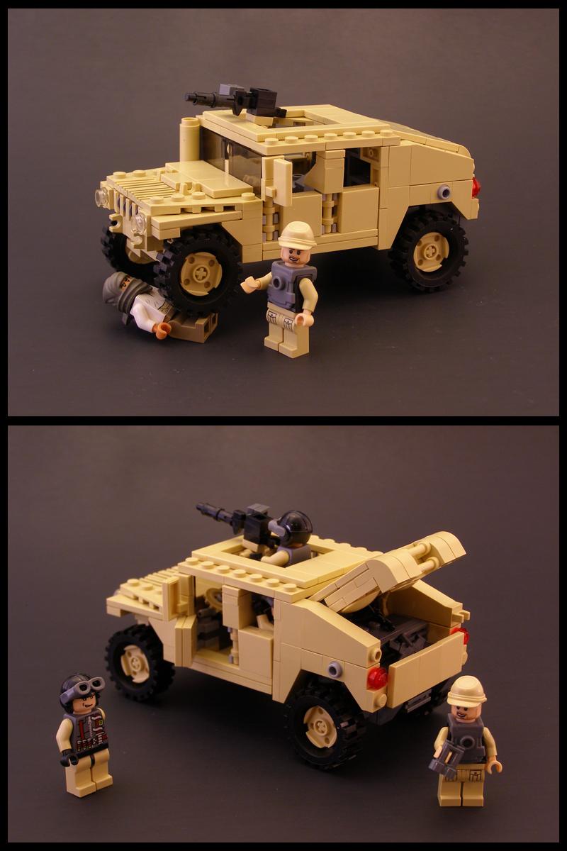 Lego build Manuals