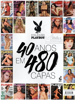 baixar Revista Playboy - Especial 40 Anos em 480 Capas - Maio 2015 download
