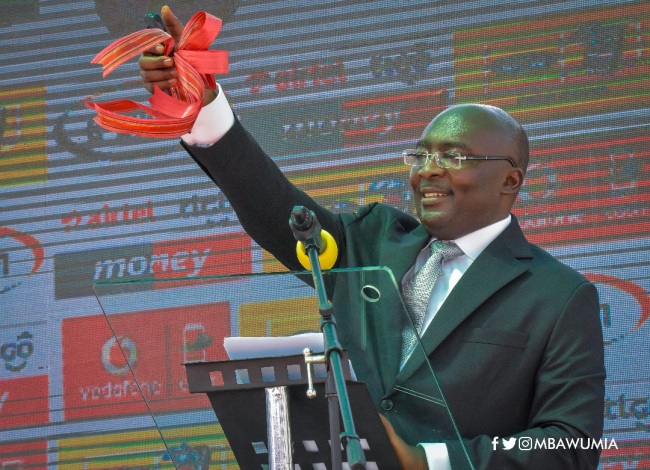 VP Bawumia Launches Phase II Of Mobile Money Interoperability