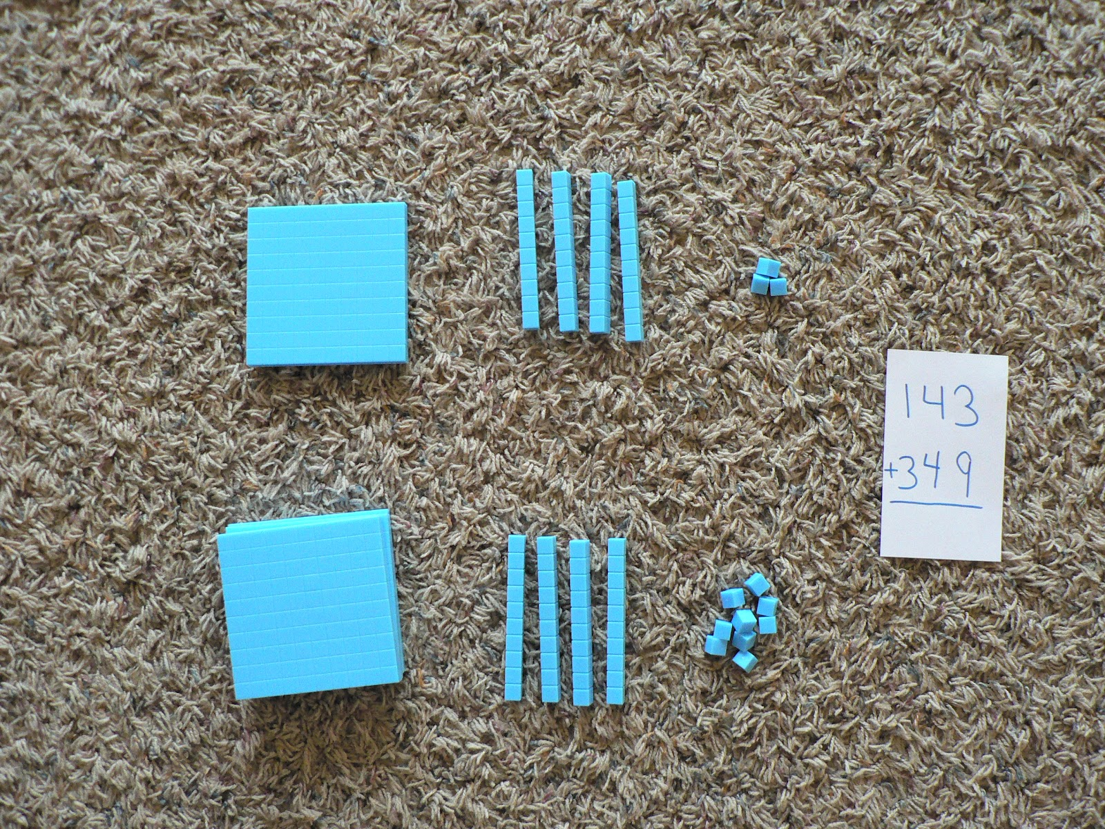 Schooling At Home Happenings Addition With Regrouping