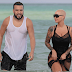 Is The Famous Amber Rose Now Dating French Montana? (Photos)