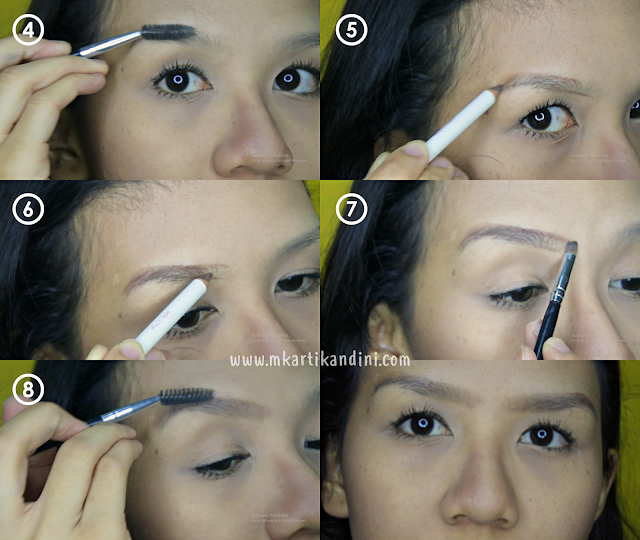 Review Pensil Alis Jill Beauty