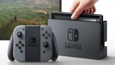 Se abre pre-order de Nintendo Switch a 198.5 libras