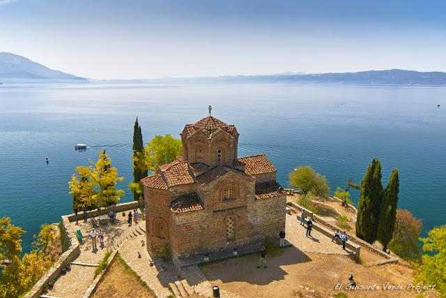 San Juan Kaneo, Ohrid - Macedonia por El Guisante Verde Project
