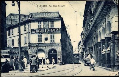 بطاقات بريدية لشارع باب عزون الجزائري 607496