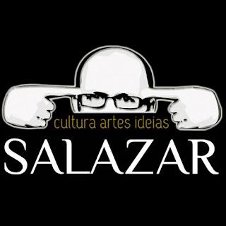 SALATZAR logo proposal black and white
