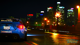 NFS Gamecube Background