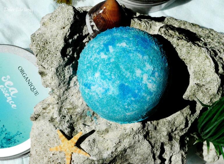 Organique Odżywcza Kula do kąpieli Sea Essence