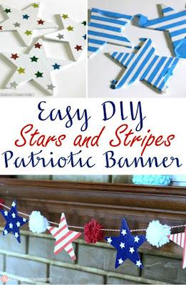 patriotic banner