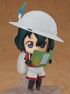 "Nendoroid Kaban-chan de ""Kemomo Friends"" - Good Smile Company"