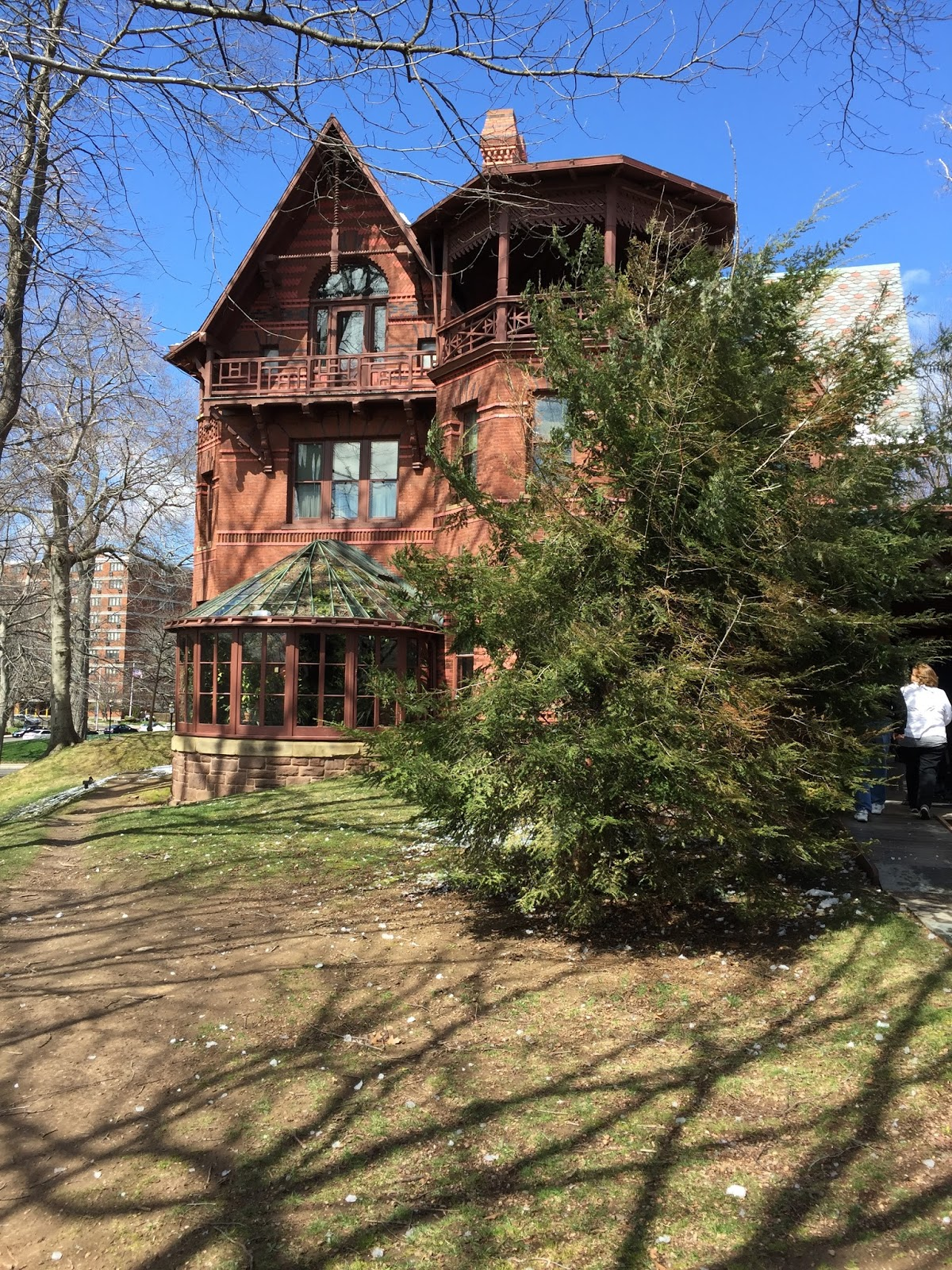 The barnum blog the mark twain house and museum hartford ct for The hartford house