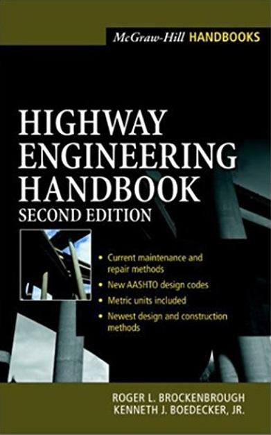Highway Engineering Book Pdf