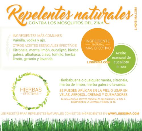 repellentes naturales mosquitos