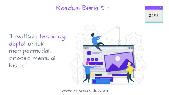 Mengoptimalkan Teknologi Digital Untuk Mempermudah Proses Memulai Bisnis.