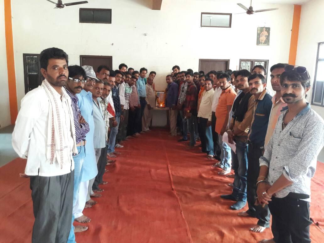 A-grand-valor-visit-to-Petravad-on-Maharana-Pratap-Jayanti-महाराणा प्रताप जंयति पर पेटलावद मे भव्य शौर्य यात्रा