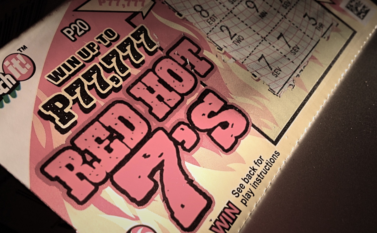 Intro To How To Win (or Lose) Red Hot 7 Scratch It Cards