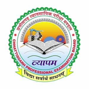 Chhattisgarh professional examination board | Recruitment 2017