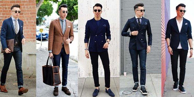 Tips Berpenampilan Semi Formal Untuk Pria - Model Pakaian Pria on dompet pria, batik pria, sandal pria, baju pria, fashion pria, topi pria, busana pria, cincin pria, jam tangan pria, jeans pria,