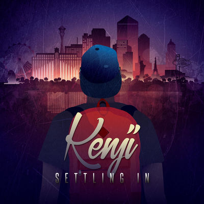 Kenji - Settling In - Album Download, Itunes Cover, Official Cover, Album CD Cover