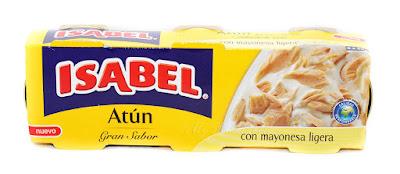 Isabel con mayonesa ligera