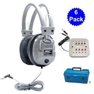 Classroom Headphones at Learning Headphones