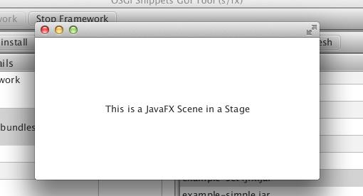 Javafx Application Thread Error